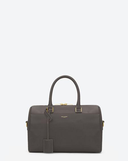 YSL Grey Bag