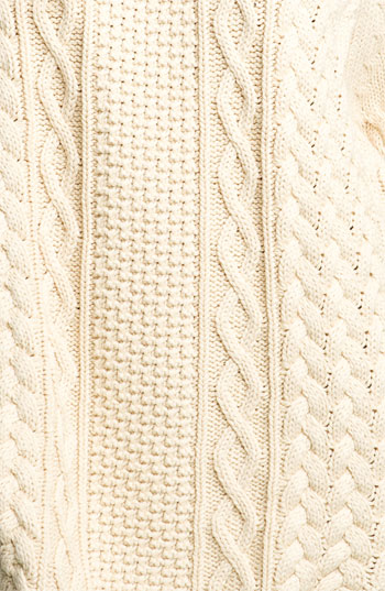 Michael Michael Kors fisherman's knit sweater