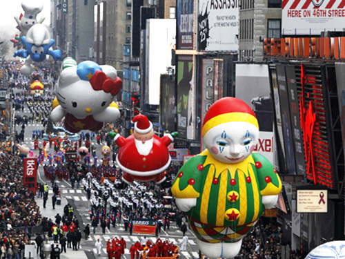 Macy's Parade Picture