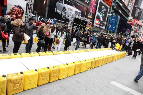 W Hotels/charity: water Luncheon at W New York - Times Square