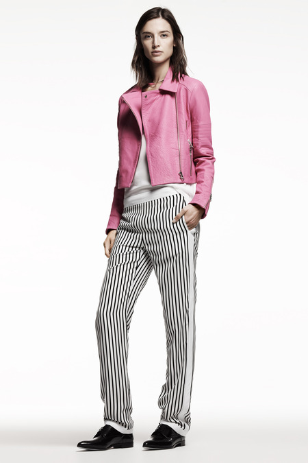 J Brand Spring 2014 courtesy Style.com