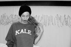 Beyonce  Twitter pic Kale
