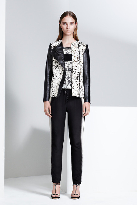 Jonathan Simkhai  designer track pants