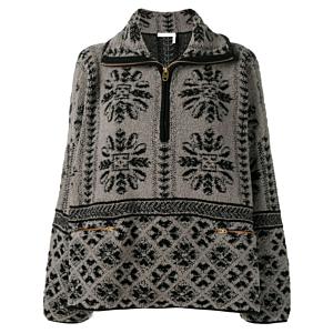 kirnazabete-chloe-jacquard-stitched-jacket-black-grey-31